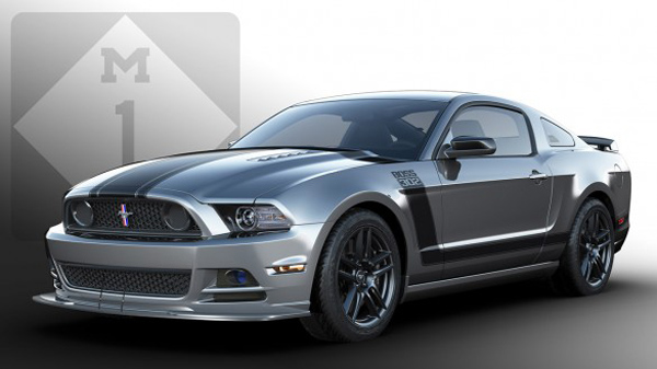 Ford Mustang Boss 302 Laguna Seca Alley Edition